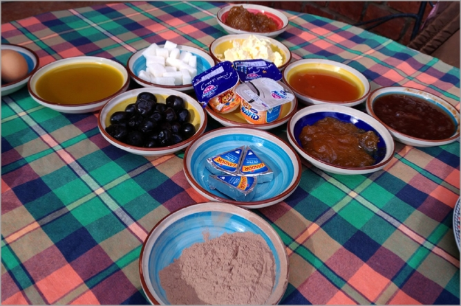 Traditional Meals in Merzouga Desert